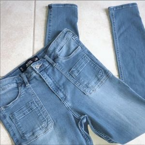 Hollister High Rise Jean Legging - 30